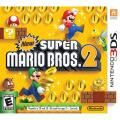 New Super Mario Bros. 2 Nintendo 3DS Front Cover