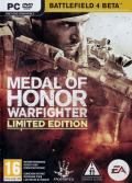 Medal of Honor: Warfighter (Limited Edition) Windows Front Cover