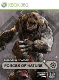 Gears of War 3: Forces of Nature Xbox 360 Front Cover