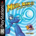 Mega Man 8: Anniversary Edition PlayStation Front Cover