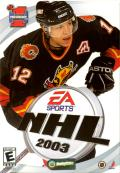 NHL 2003 Windows Front Cover