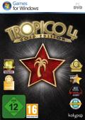 Tropico 4: Gold Edition Windows Front Cover