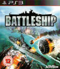 Battleship PlayStation 3 Front Cover