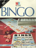 MB Bingo DOS Front Cover
