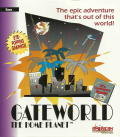 Gateworld: The Home Planet DOS Front Cover