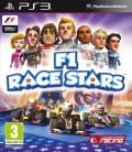 F1 Race Stars PlayStation 3 Front Cover