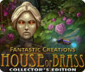 Fantastic Creations: House of Brass (Collector's Edition) Macintosh Front Cover