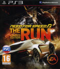 Need for Speed: The Run (Limited Edition) PlayStation 3 Front Cover