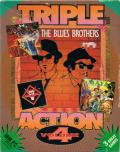 Triple Action: Volume 4 DOS Front Cover