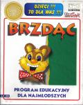 Brzdąc DOS Front Cover