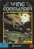 Wing Commander DOS Front Cover