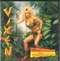 "Vixen DOS Front Cover 5.25"" floppy disk keep case"
