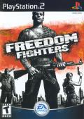 Freedom Fighters PlayStation 2 Front Cover