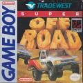 Ivan 'Ironman' Stewart's Super Off Road Game Boy Front Cover