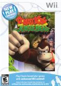 Donkey Kong: Jungle Beat Wii Front Cover