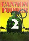 Cannon Fodder 2 Macintosh Front Cover 1st version