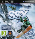 SSX PlayStation 3 Front Cover