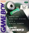 Game Boy Camera (included Games) Game Boy Front Cover