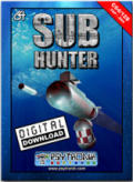 Sub Hunter Commodore 64 Front Cover Electronic download