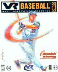 VR Baseball 2000 Windows Front Cover