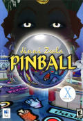 Solid State Pinball: Jinni Zeala Macintosh Front Cover