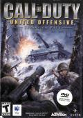 Call of Duty: United Offensive Macintosh Front Cover