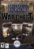 Medal of Honor: Allied Assault - War Chest Macintosh Front Cover