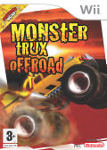 Monster Trux Extreme: Offroad Edition Wii Front Cover