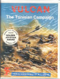 Vulcan: The Tunisian Campaign DOS Front Cover