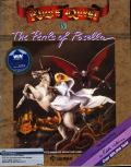 King's Quest IV: The Perils of Rosella Atari ST Front Cover
