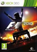 F1 2010 Xbox 360 Front Cover