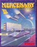 Mercenary III: The Dion Crisis Amiga Front Cover