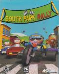 South Park Rally Windows Front Cover