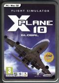 X-Plane 10: Global Edition (Aerosoft Edition) Linux Front Cover