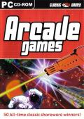 Classic Games: Arcade Games Windows Front Cover