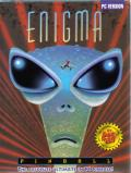Enigma Pinball DOS Front Cover