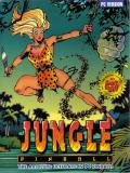 Jungle Pinball DOS Front Cover