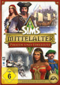 The Sims: Medieval - Pirates & Nobles Macintosh Front Cover