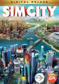SimCity (Digital Deluxe Edition) Windows Front Cover