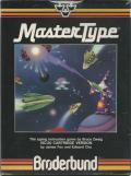 MasterType VIC-20 Front Cover