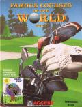 Famous Courses of the World: Vol. I Commodore 64 Front Cover