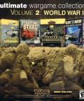 Ultimate Wargame Collection Volume 2: World War II DOS Front Cover