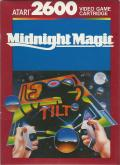 David's Midnight Magic Atari 2600 Front Cover