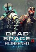 Dead Space 3: Awakened Windows Front Cover Origin.com release