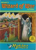 Wizard of Wor Atari 8-bit Front Cover