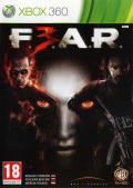 F.3.A.R. Xbox 360 Front Cover