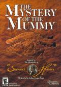 The Mystery of the Mummy Windows Front Cover