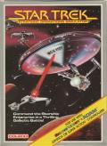 Star Trek: Strategic Operations Simulator ColecoVision Front Cover