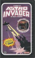 Astro Invader ColecoVision Front Cover