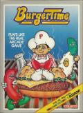 BurgerTime ColecoVision Front Cover
